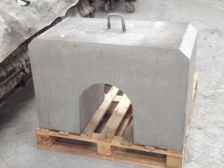Concrete Pipe Collars Delaney Concrete