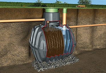 concrete septic tank repair