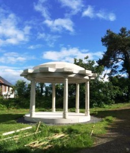 Precast Concrete Garden Folly