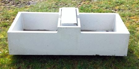 30 Gallon Drinking Trough Water Trough Drinker Sheep Trough